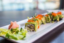 Neptunes / Camelback Lodge's maritime themed restaurant overlooks Aquatopia indoor waterpark and adventure center. We serve small plate items, sushi, salads and flatbreads.