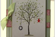 Cards - Branch Out / Sheltering Tree