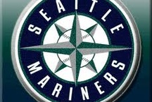 Seattle Mariners / by Leaundra Ross