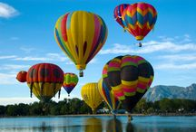 Flying High! Mountain Vacation Rentals and Destinations / Take a trip to one of these mountain destinations, and experience a laid-back vibe and fun things to do. Many offer hot-air balloon rides, helicopter rides, skiing, hiking trails and more. Fly or ride high over the peaks to see these mountain vacation destinations like never before!