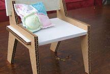 laser & CNC cut furniture