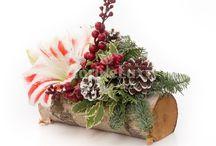 Ikebana de crăciun