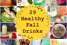 29 Healthy Fall Drinks / by Green Thickies