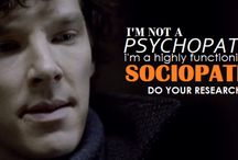 Sherlocked / I'm not a psychopath. I'm a high-functioning sociopath. Do your research.