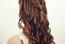 Dance hairstyles