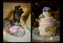 Cakes! / The Wedding Cakes!