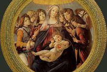 Uffizi Gallery, Флоренция. 15th Century. / 15th Century.