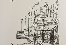 Urban Sketching Competition