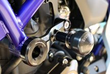 YAMAHA / Special aftermarket parts for Yamaha
