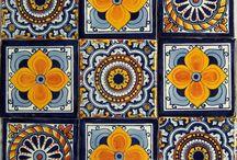 Mexicanos azulejos
