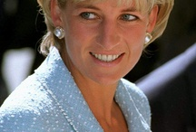 Prinses Diana and her boys
