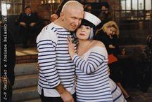 Jean-Paul Gaultier et la marinière
