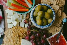 My Gluten Free Cheese Board