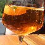 Hugo-alcoholic drinks