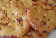 Ritz cracker recipes