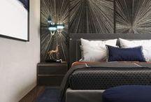 Bedroom Art-deco