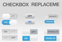 UI - Checkbox / Switch
