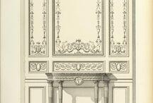 Palace Interior Wall