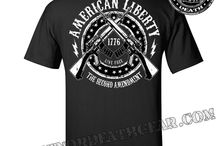Liberty Or Death© Gear / We wanted to create a clothing line that represented the pride and strength of the American patriots that are American strong!