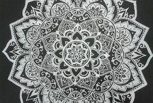 Lotus/Mandala tattoos