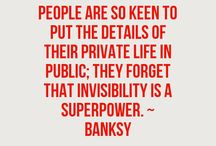banksy is  f@☆king awesome.