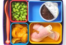 SCHOOL LUNCH / Time to get out of a lunch box rut / by RP Pins