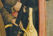 middelalder tasker