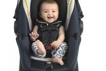 gb Asana35 DLX infant car seat / Ensure your baby's safety and comfort with the gb Asana35 DLX Infant Car Seat in Twilight. Side impact protection, energy-absorbing foam and the Fit-Loc Telescoping Load Leg and Fit-Loc Belt Tightener keep your baby snug and secure in case of a crash. The lightweight design, ergonomic handle, expandable canopy and push-button LATCH connectors enable easy use while you and your baby are out and about, and premium fabrics provide a stylish look.