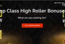 Best online casino / Explore Casino High Roll Bonus for best online casino Sweden. Online casinos in Germany & Online Gambling in Germany are also important here.
