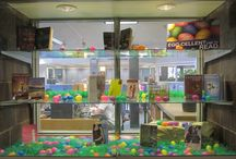 Library Displays April / A collections of programs and displays to use in the library during April.