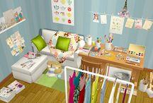 Arts & Crafts / Craft Room
