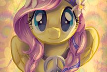 Painting My little pony
