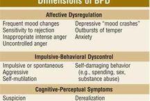 Stable Instability — Stabilnie Niestabilna —Borderline-Bipolar / Borderline Personality Disorder— Zaburzenie Osobowości z Pogranicza, Zaburzenie Afektywne Dwubiegunowe, Intensywne Emocje