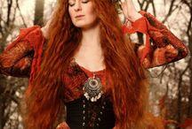 krásna witch