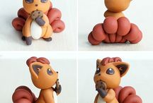Pokemon clay