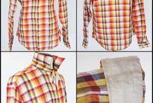 Linen / %100 linen shirts