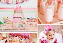Girl Birthday Party ideas / by Ashley Faucett