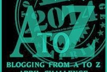 Blogging A to Z / by Christine Verstraete