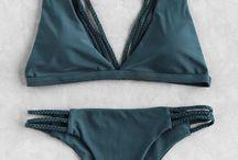 Beachwear / life is beter in a bikini ~