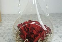 Preserved flowers / Flori criogenate