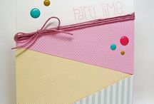 Invites / by Pam Shea
