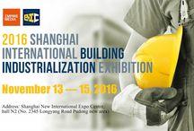 Shanghai International Building Industrialization Exhibition 2016