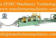 Transformer Corrugated Fin Production Line