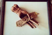 bracciali crochet