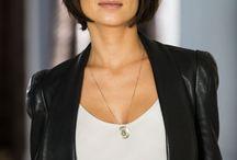 Corte de cabelo de Andreia Horta, no personagem Maria Clara.