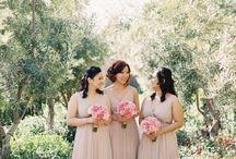 "The girls ""bridesmaids"" / by Charlie Loveless"