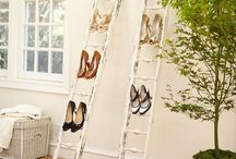 Organize Shoes / Learn how to best organize your shoes with these creative shoe organizing tips and ideas.