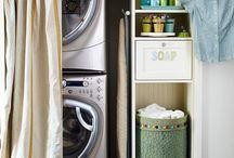 • Casa: lavandería •