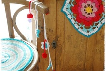 crochê / idéias para fezer em crochê