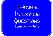 Get That Teaching Job / by Stephanie Agee